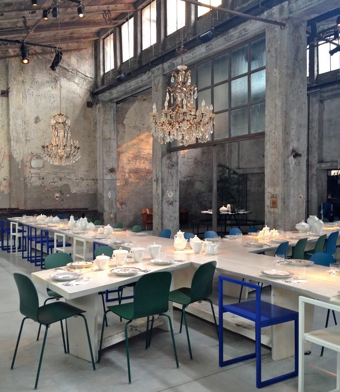 9  The Coolest Design Restaurants in Milan 9