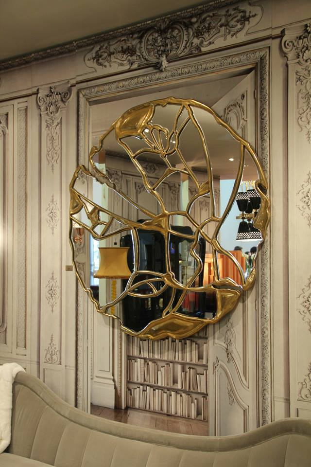 """""""This year Boca do Lobo it's exhibiting few new pieces with an interective stand to celebrate their 10th anniversary. """"  Best of Milan Design week 2015: Boca do Lobo Best of Milan Design week 2015 Boca do Lobo events i lobo you7"""