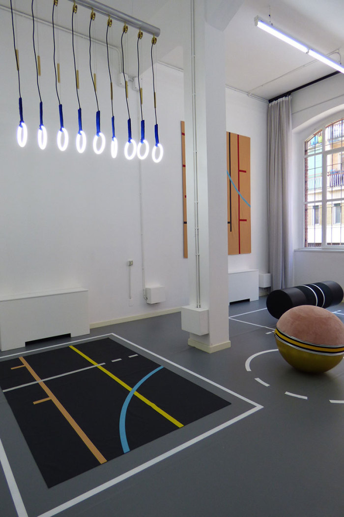 """""""One of the most talked shows at Milan Design week was Atelier Biagetti's playful Body Building exhibition""""  Body building collection at Milan design week 2015 Body building collection at Milan design week 2015 events i lobo you10"""
