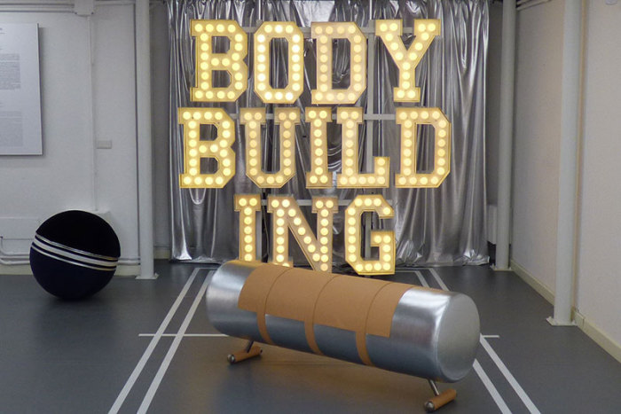 """""""One of the most talked shows at Milan Design week was Atelier Biagetti's playful Body Building exhibition""""  Body building collection at Milan design week 2015 Body building collection at Milan design week 2015 events i lobo you8"""