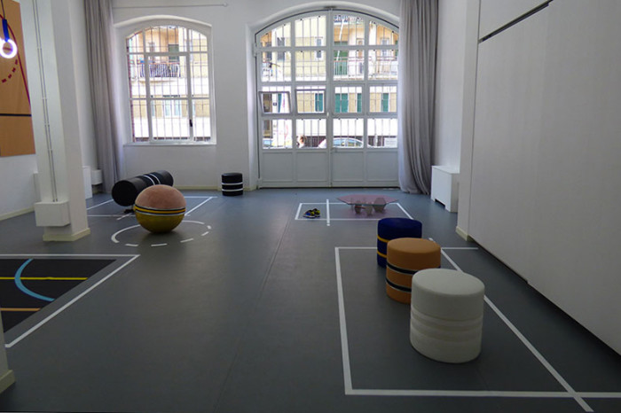 """""""One of the most talked shows at Milan Design week was Atelier Biagetti's playful Body Building exhibition""""  Body building collection at Milan design week 2015 Body building collection at Milan design week 2015 events i lobo you9"""