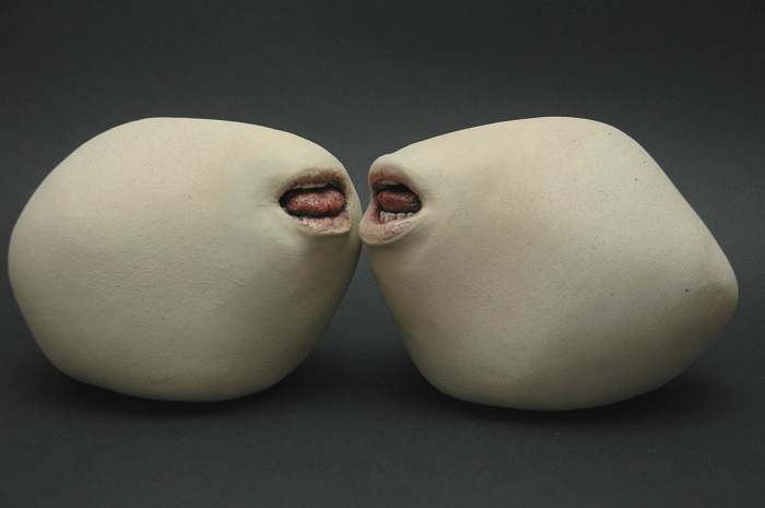 """""""Ronit Baranga is an artist from Israel who has monitored to carve a way to express complex relationships between psychological reality and imagination"""""""
