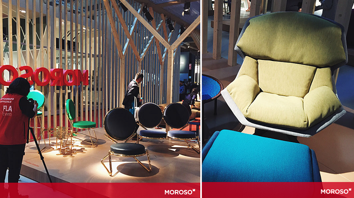 """""""Today we present you some of the best designs found at Milan Design week 2015. """""""