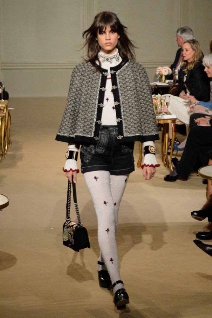 """Chanel """"The Métiers d'Art Paris-Salzburg"""" collection in NYC"""
