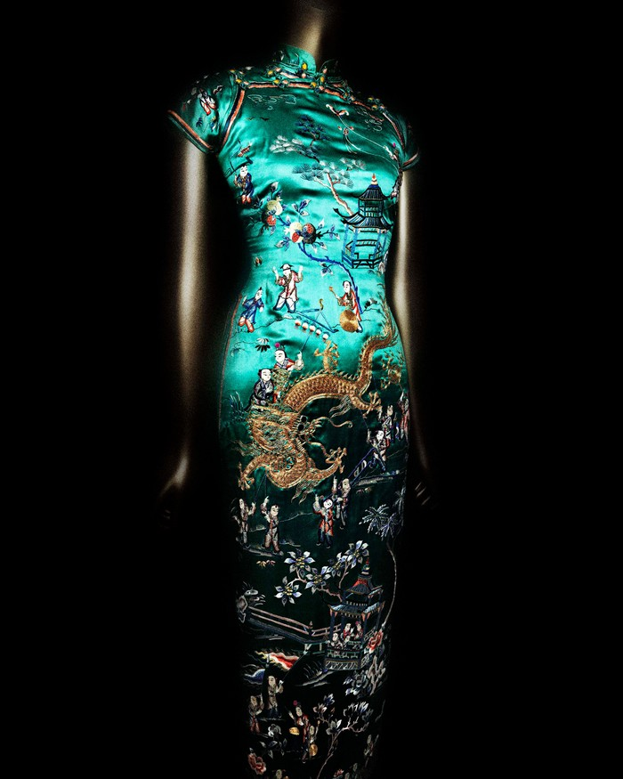 """""""China: Through the Looking Glass""""  Met's New Exhibition  """"China: Through the Looking Glass""""  Met's New Exhibition china 17 chinese cheongsam 1932"""