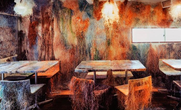 Kengo Kuma Converts Tokyo Bar Into Explosion Of Colors I