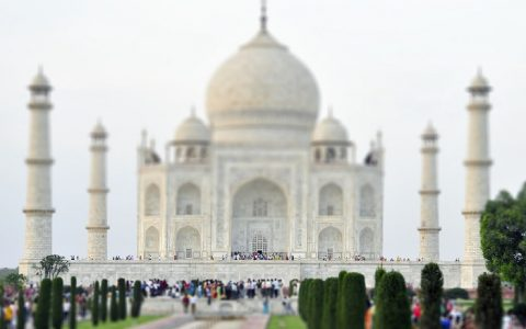 Exclusive interview with photographer Richard Silver Exclusive interview with photographer Richard Silver artists i lobo youTilt Shift Taj Mahal 480x300