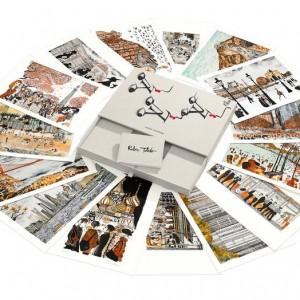 Ruben Toledo design Limited Edition City Guide for Louis Vuitton