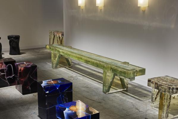 """""""Design Miami happened until the 21st of June and one of the best exhibitions was helb by Ammann gallery.""""  Ammann Gallery exhibiting at Design Miami Ammann gallery exhibiting at Design Miami furniture i lobo you4"""