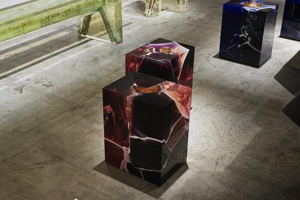 """""""Design Miami happened until the 21st of June and one of the best exhibitions was helb by Ammann gallery.""""  Ammann Gallery exhibiting at Design Miami Ammann gallery exhibiting at Design Miami furniture i lobo you5"""