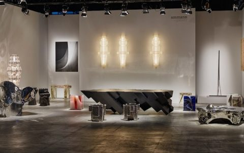 """""""Design Miami happened until the 21st of June and one of the best exhibitions was helb by Ammann gallery."""""""