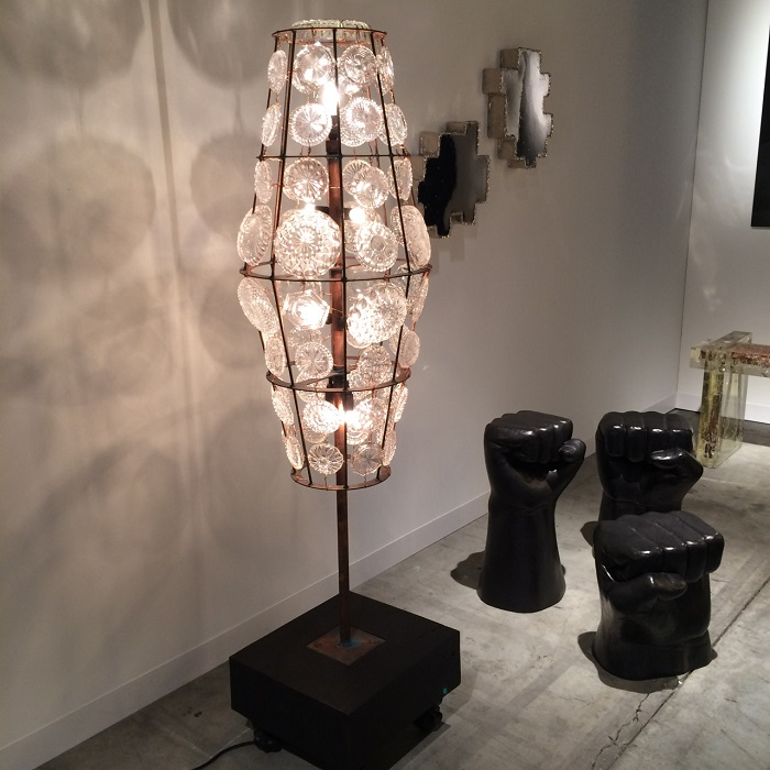 """""""Design Miami happened until the 21st of June and one of the best exhibitions was helb by Ammann gallery.""""  Ammann Gallery exhibiting at Design Miami Ammann gallery exhibiting at Design Miami furniture i lobo you7"""