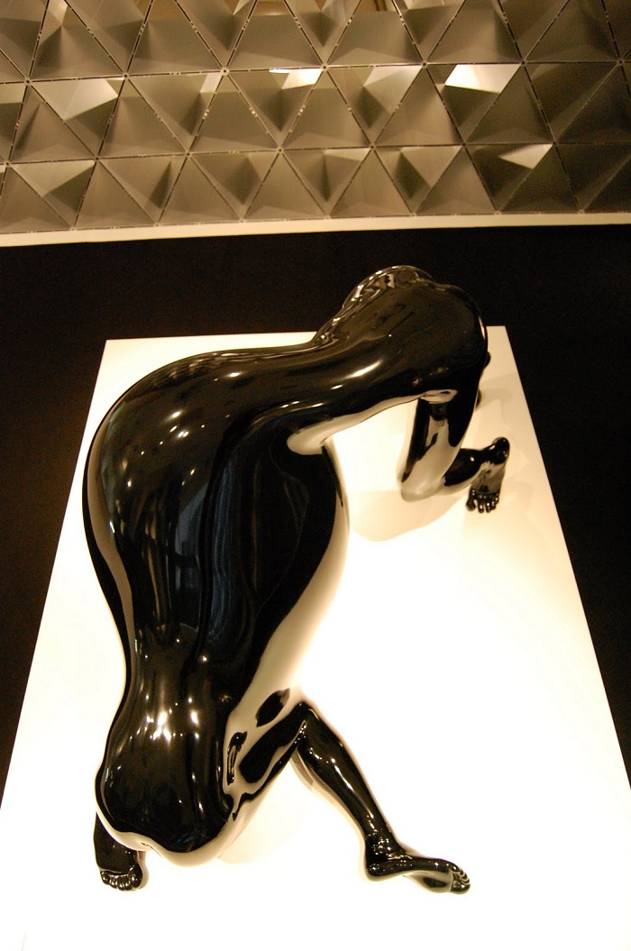 """""""Contemporary art is what we can see that Chie Aoki does. Chie Aoki created weird and singular sculptures that are intriguing.""""  Contemporary art by Chie Aoki sculptures Contemporary art on Chie Aoki sculptures artists i lobo you7"""