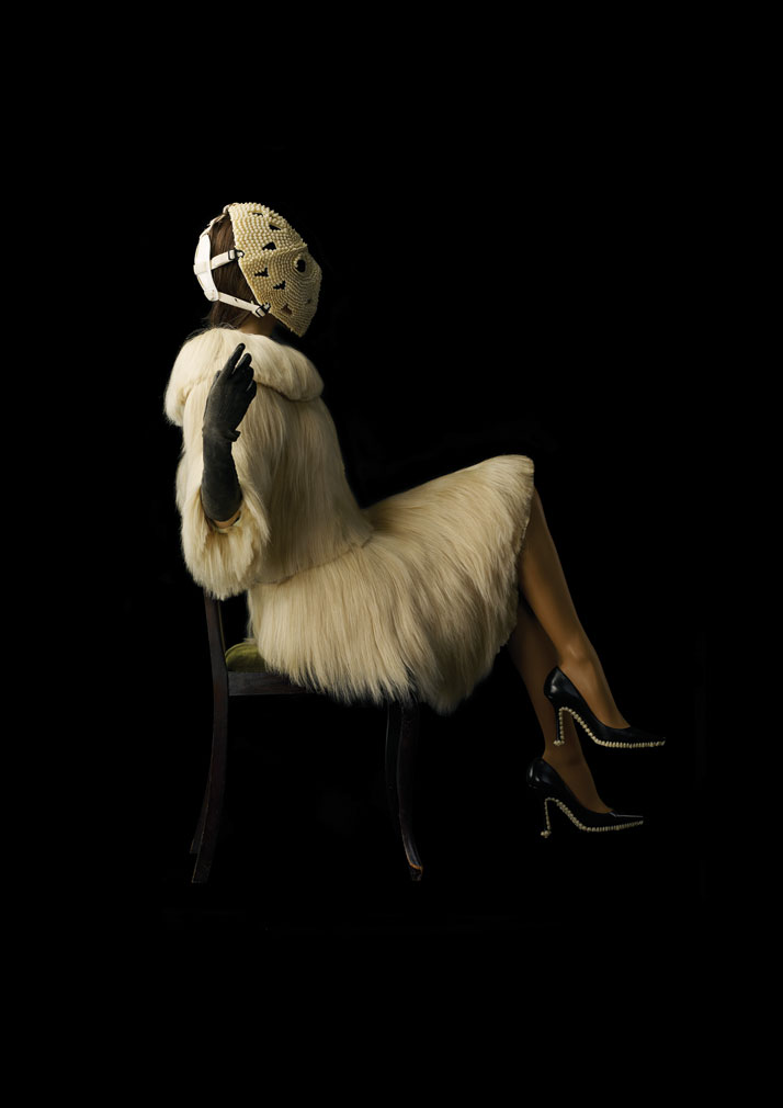 """""""Fantich & Young designed new disturbing and provocative fashion items including theeth!"""""""