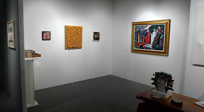 """""""Here you can have a look at the best galleries you must visit during the exhibition."""""""