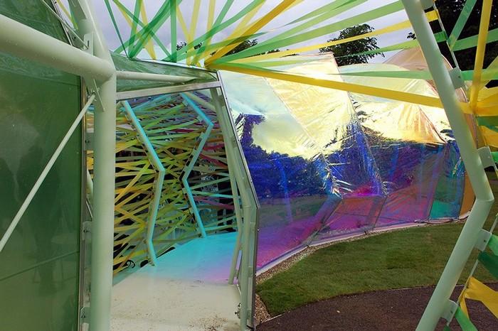 Serpentine Pavilion design 2015  Serpentine Pavilion design 2015 selgascano serpentine pavilion 2015 designboom add01