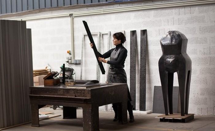 """Ingrid Donat is a furniture designer that creates art furniture worthy of being in the best design galleries worldwide."""