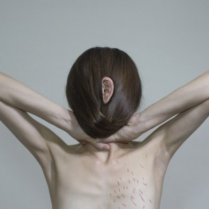 """""""Yung Cheng Lin intersects human bodies with common objects creating striking and somewhat alarming visual compositions."""""""