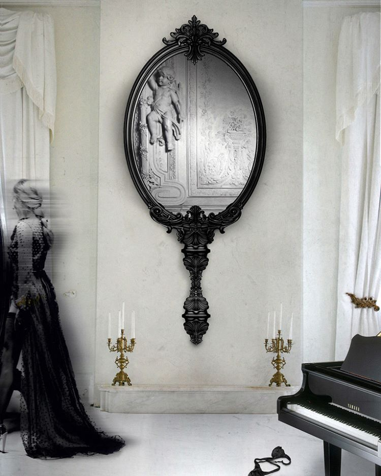 A mirror will always be an object that evokes supremehellip