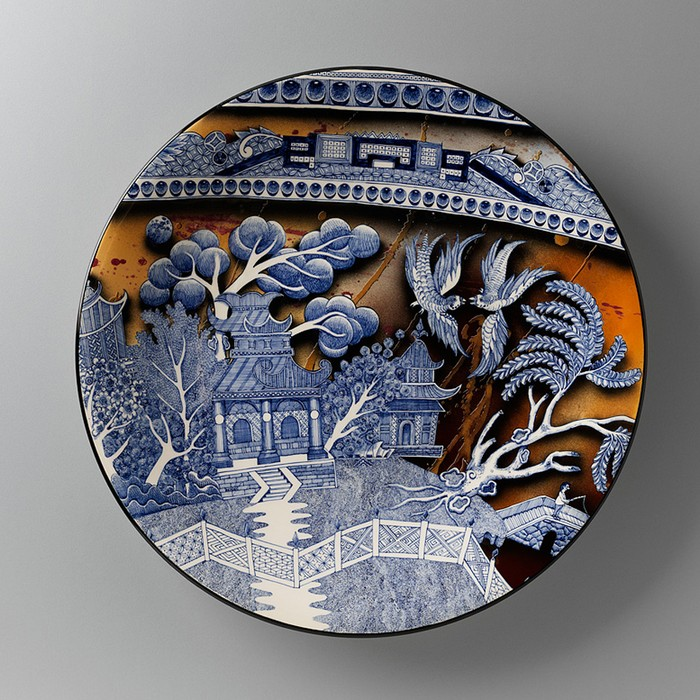 Ceramic art Ceramic art by Stephen Bowers Ceramic art by Stephen Bowers artists i lobo you15