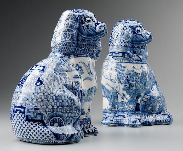 Ceramic art Ceramic art by Stephen Bowers Ceramic art by Stephen Bowers artists i lobo you16