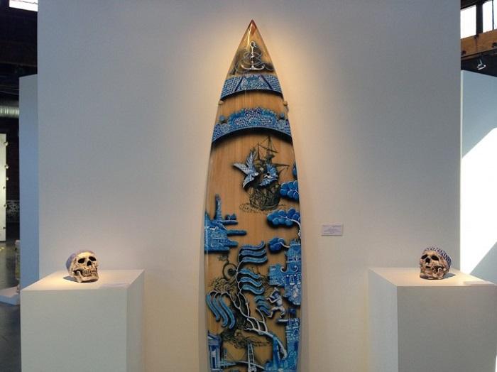 Ceramic art Ceramic art by Stephen Bowers Ceramic art by Stephen Bowers artists i lobo you1931