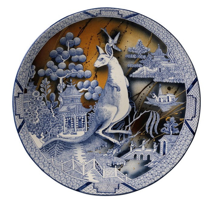 Ceramic art Ceramic art by Stephen Bowers Ceramic art by Stephen Bowers artists i lobo you2