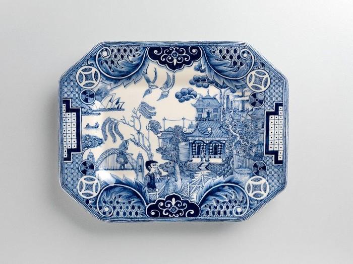 Ceramic art Ceramic art by Stephen Bowers Ceramic art by Stephen Bowers artists i lobo you5