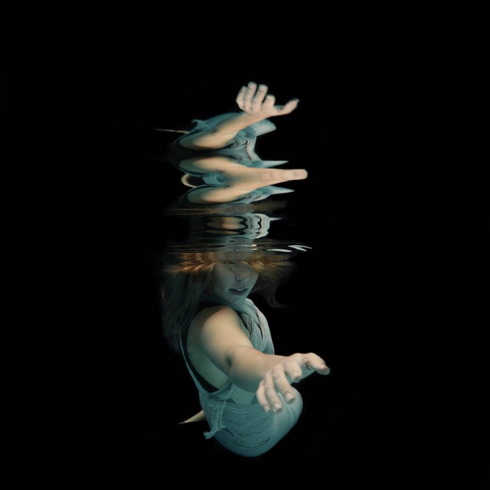 Magical Underwater Portraits by Lola Mitchell