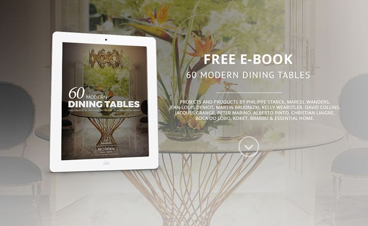 Can you imagine 60 Modern Dining Tables in only onehellip