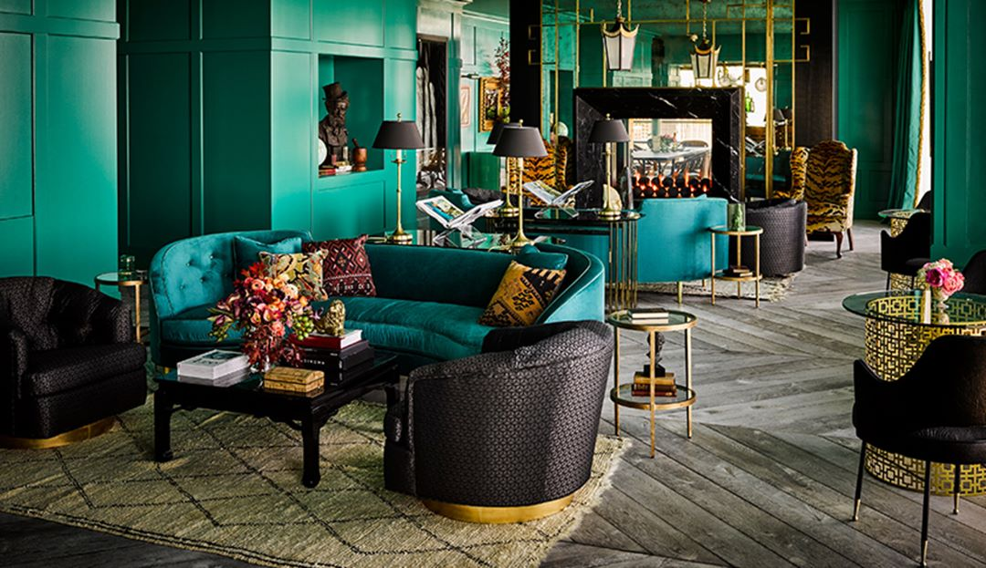 Event planner interior designer and bon vivant Ken Fulk ishellip