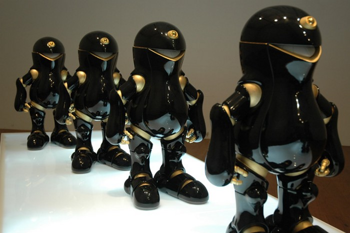 Ceramic Army By Shigeki Hayashi | I Lobo You | Boca Do ...