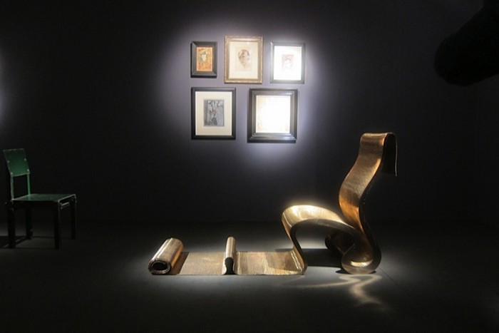 This year Galleria Rossella Colombari will be once again exhibiting some of the best artworks the artists they represent created at Design Miami. Rossella Colombari Exhibiting at Design Miami 2015: Galleria Rossella Colombari Exhibiting at Design Miami 2015 Galleria Rossella Colombari galleries I Lobo you12