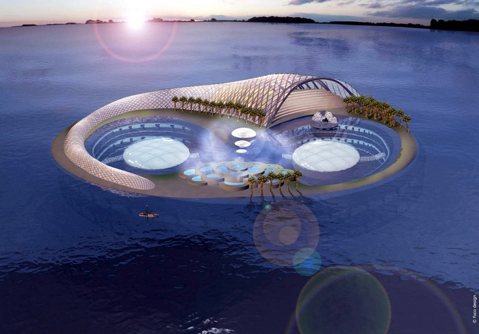 """The Hydropolis Underwater Hotel and Resort is a proposed underwater hotel in Dubai. Hydropolis should be the first multi-room underwater hotel in the world."""