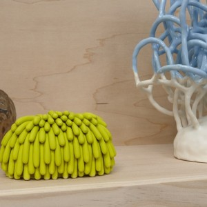 """""""Linda Nguyen Lopez is a ceramic artist that creates really unique and intriguing sculptures."""""""