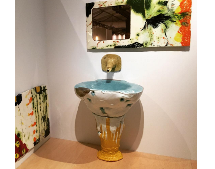 """""""Another gallery that exhibited this year at Design Miami was Seomi International."""""""