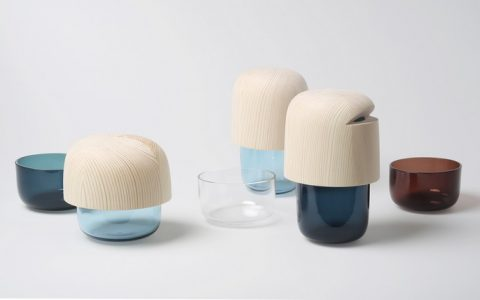One of the exhibitors at Maison et Objet next January is Katriina Nuutinen. Katriina is a Finlandese designer.