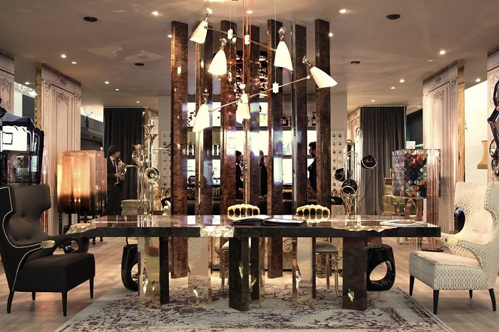 Maison et Objet is happening right now, and it already ends tomorrow, so last chance for you to visit the best exhibitors.