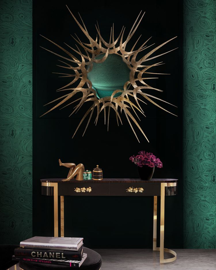 The Guilt mirror by our partnerbykoket  has sculptured andhellip