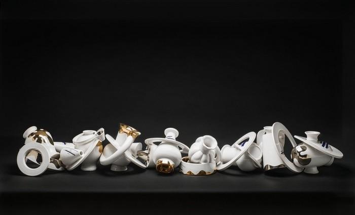 Ceramic Artworks By Michael Geertsen
