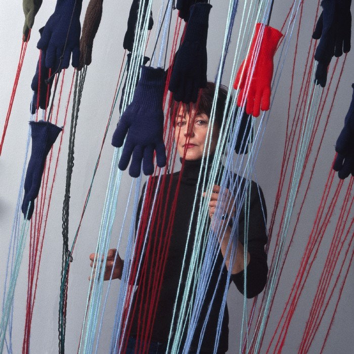Messager was born in France. Messager is known mainly for her contemporary installations which often incorporates photographaphs, prints and drawing Contemporary art Contemporary art installations by Annette Messager Contemporary art installations by Annette Messager artists I Lobo you12