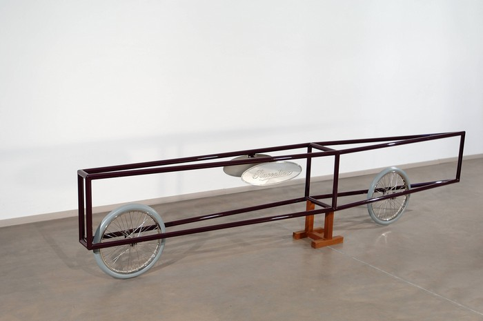 Piacentino is an Italian artist that deserved the recognition  for all the artworks created since 1965. Fondazione Prada Gianni Piacentino art at Fondazione Prada Gianni Piacentino art at Fondazione Prada galleries I Lobo you11