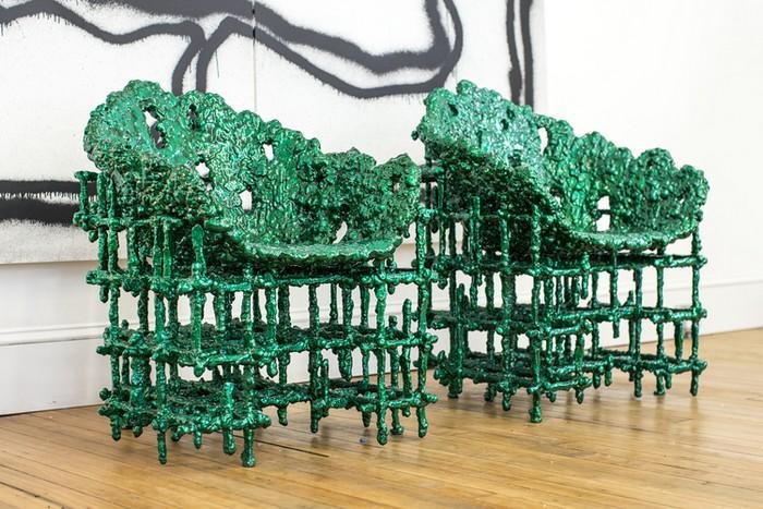 Art furniture Art furniture by Chris Schanck Art furniture by Chris Schanck     I Lobo you10