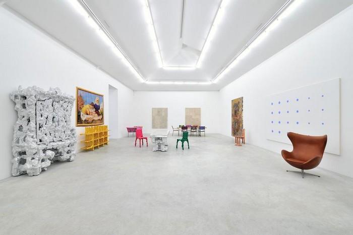 Art furniture Art furniture by Chris Schanck Art furniture by Chris Schanck     I Lobo you13