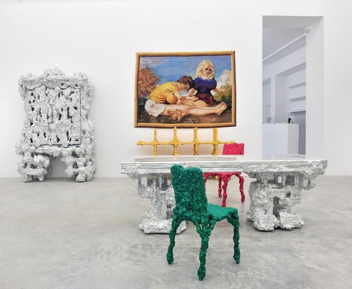 Art furniture Art furniture by Chris Schanck Art furniture by Chris Schanck     I Lobo you6