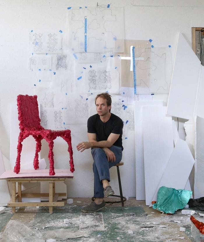 Art furniture Art furniture by Chris Schanck Art furniture by Chris Schanck     I Lobo you7