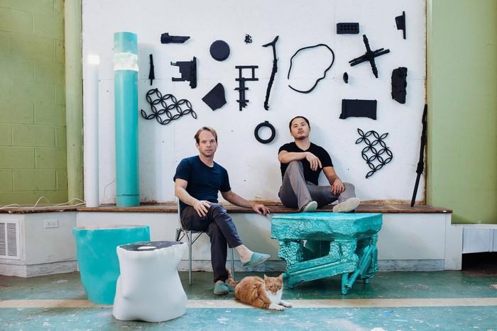 Art furniture Art furniture by Chris Schanck Art furniture by Chris Schanck     I Lobo you8