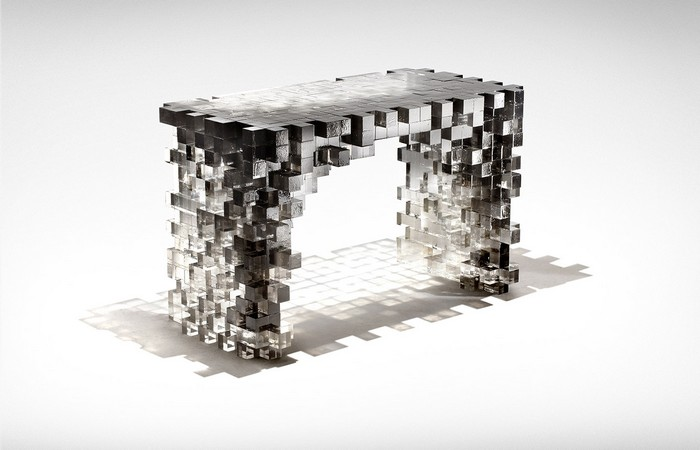 Nucleo was originally founded as a research-based collaborative of artists  Art furniture Art furniture by Nucleo Art furniture by Nucleo I Lobo you10