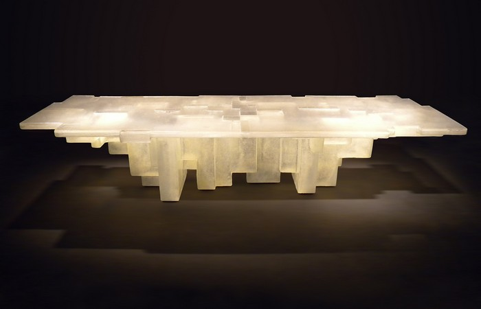 Nucleo was originally founded as a research-based collaborative of artists  Art furniture Art furniture by Nucleo Art furniture by Nucleo I Lobo you11