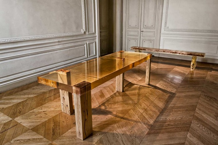 Nucleo was originally founded as a research-based collaborative of artists and now turned into an art furniture creator. Art furniture Art furniture by Nucleo Art furniture by Nucleo I Lobo you5
